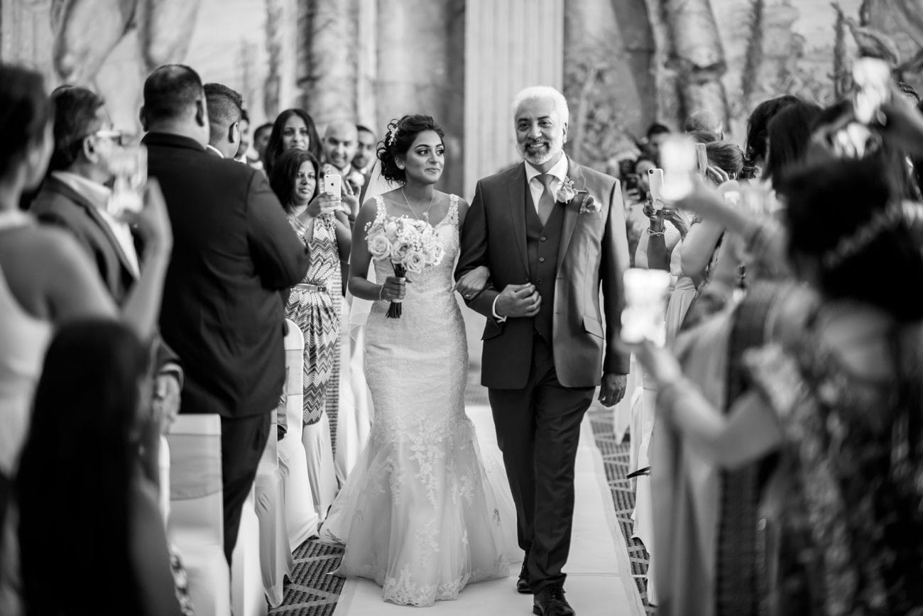 Alexandra palace wedding photographer