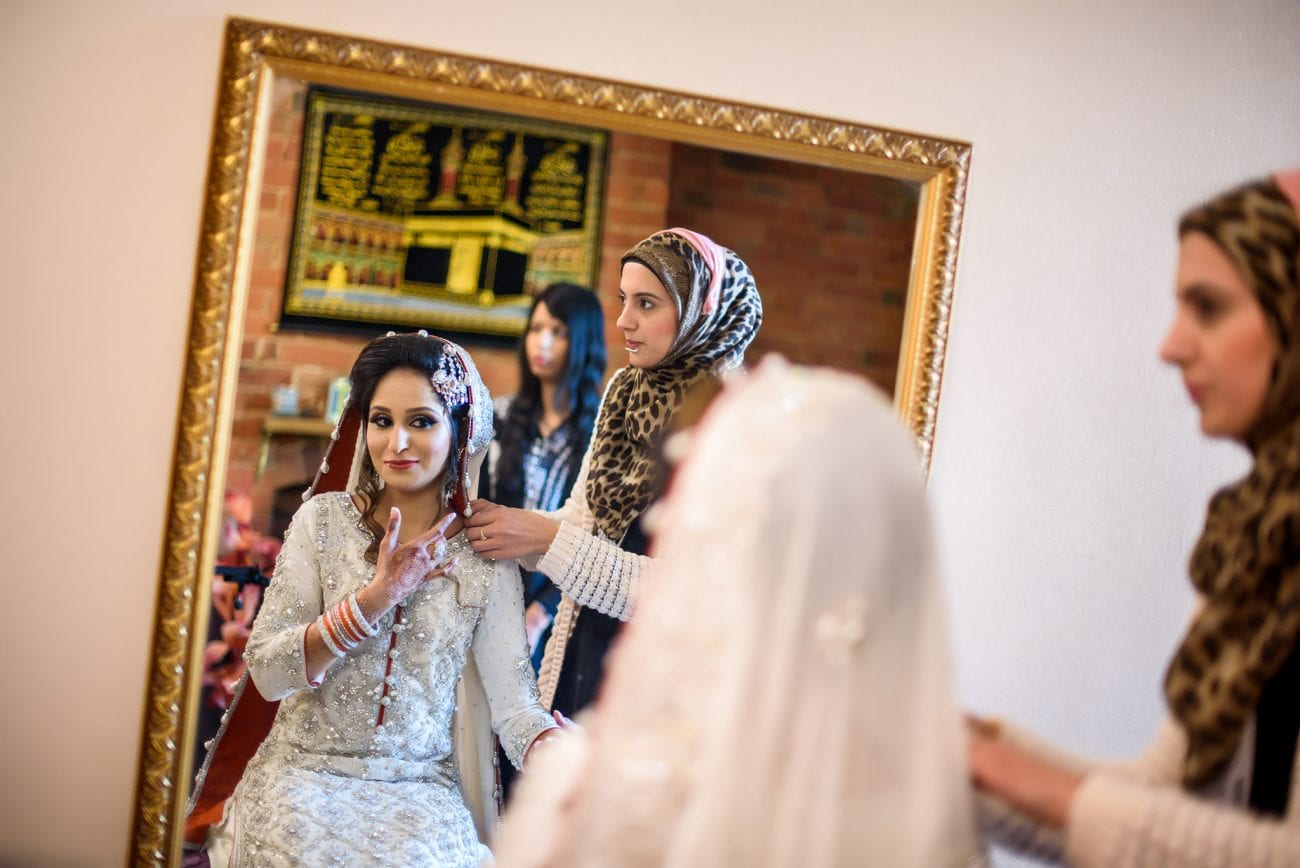 Aylesbury muslim wedding photographer