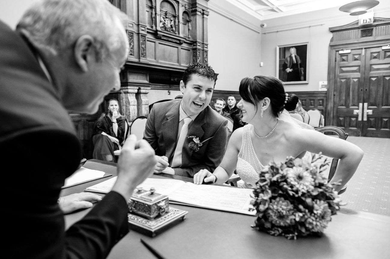 Bristol registry wedding photography