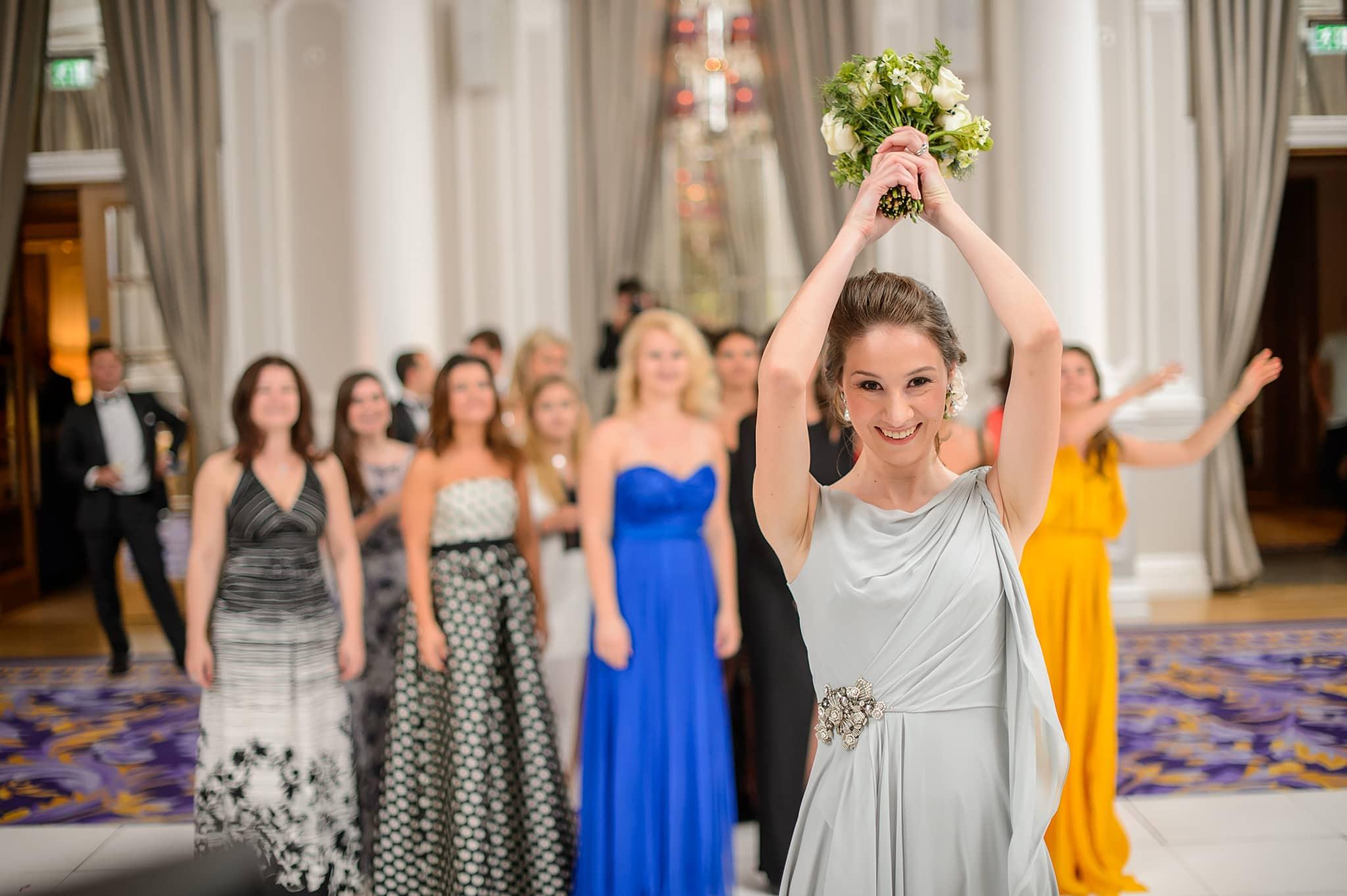 Corinthia hotel london wedding photographer