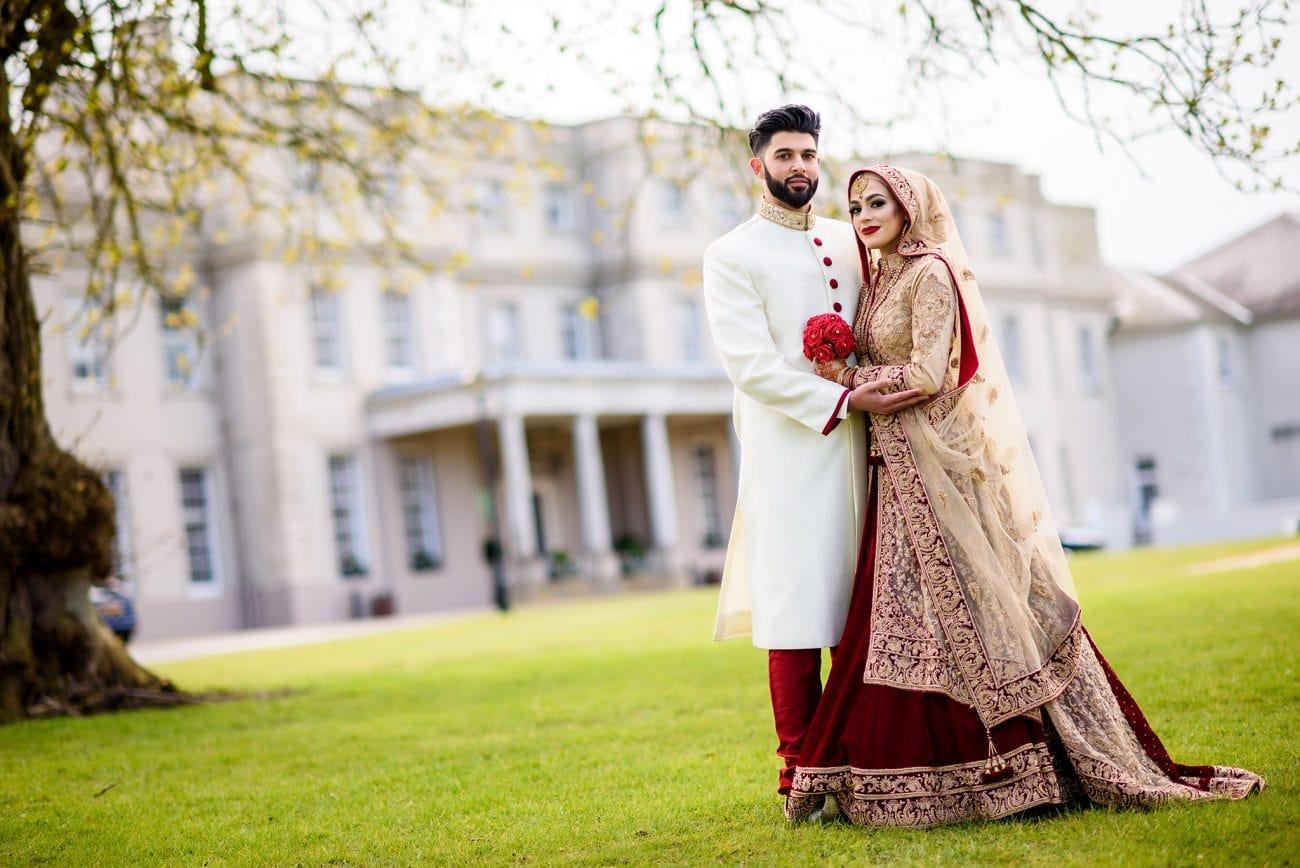 De vere wokefield mortimer wedding photographer