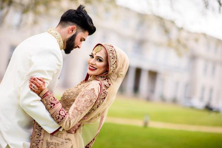 De vere wokefield wedding photographer