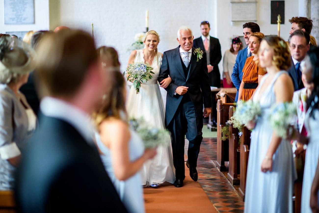 Wimbish Parish Church wedding photographer
