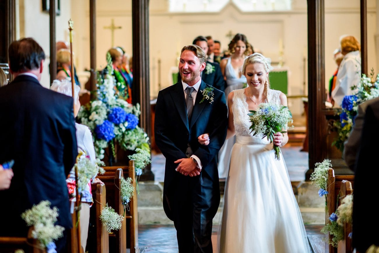 Wimbish Parish church wedding photography
