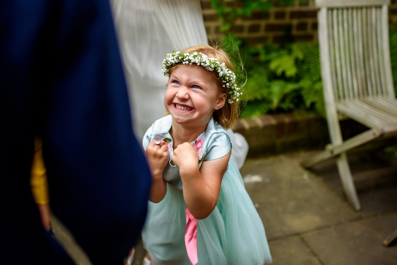 Hampstead burgh house wedding photographer