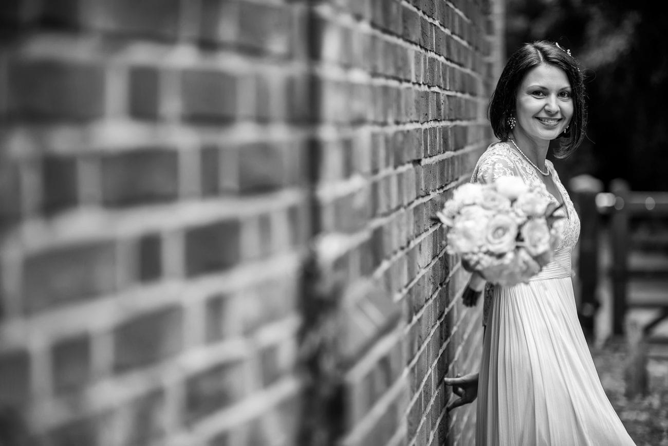 Hampstead pergola wedding photography