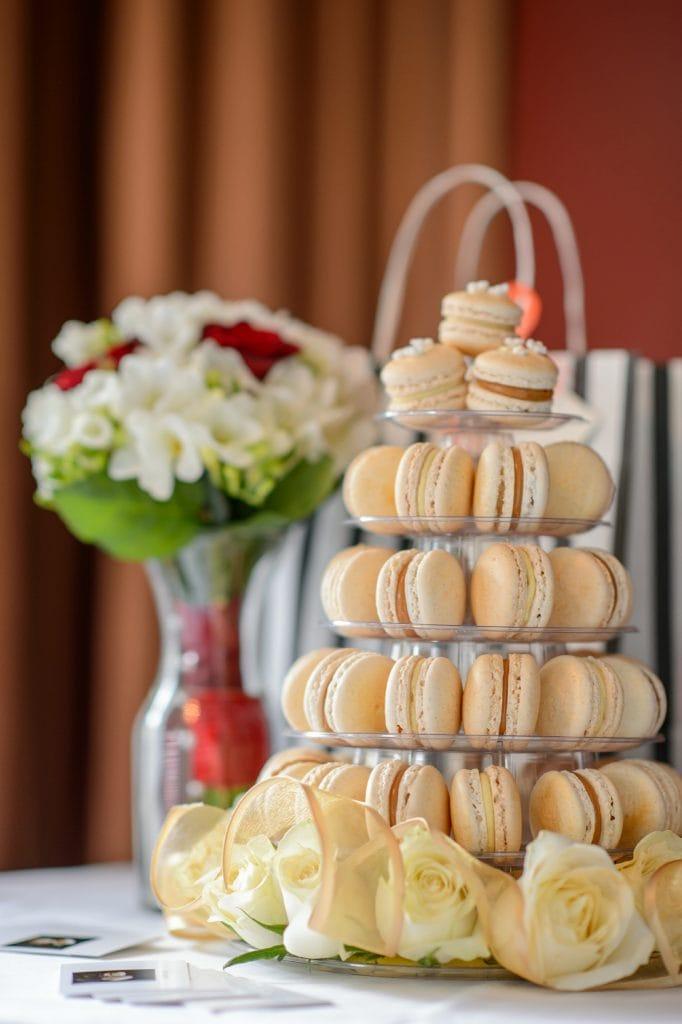 Hamstead the wells wedding cake