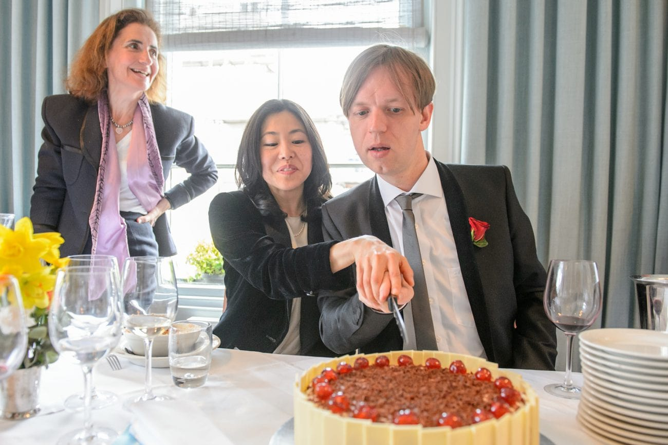 Hamstead the wells wedding photographer