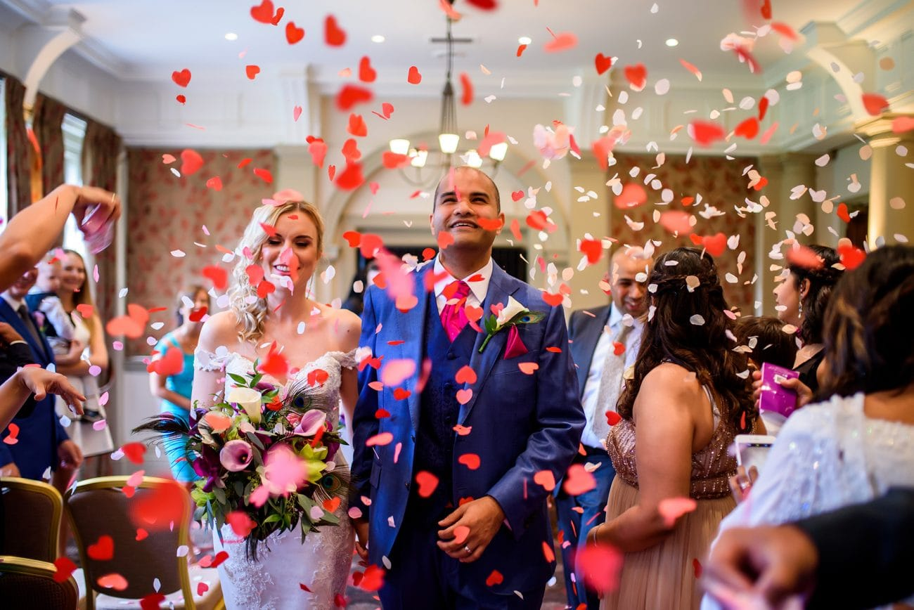 Hendon hall hotel wedding photography