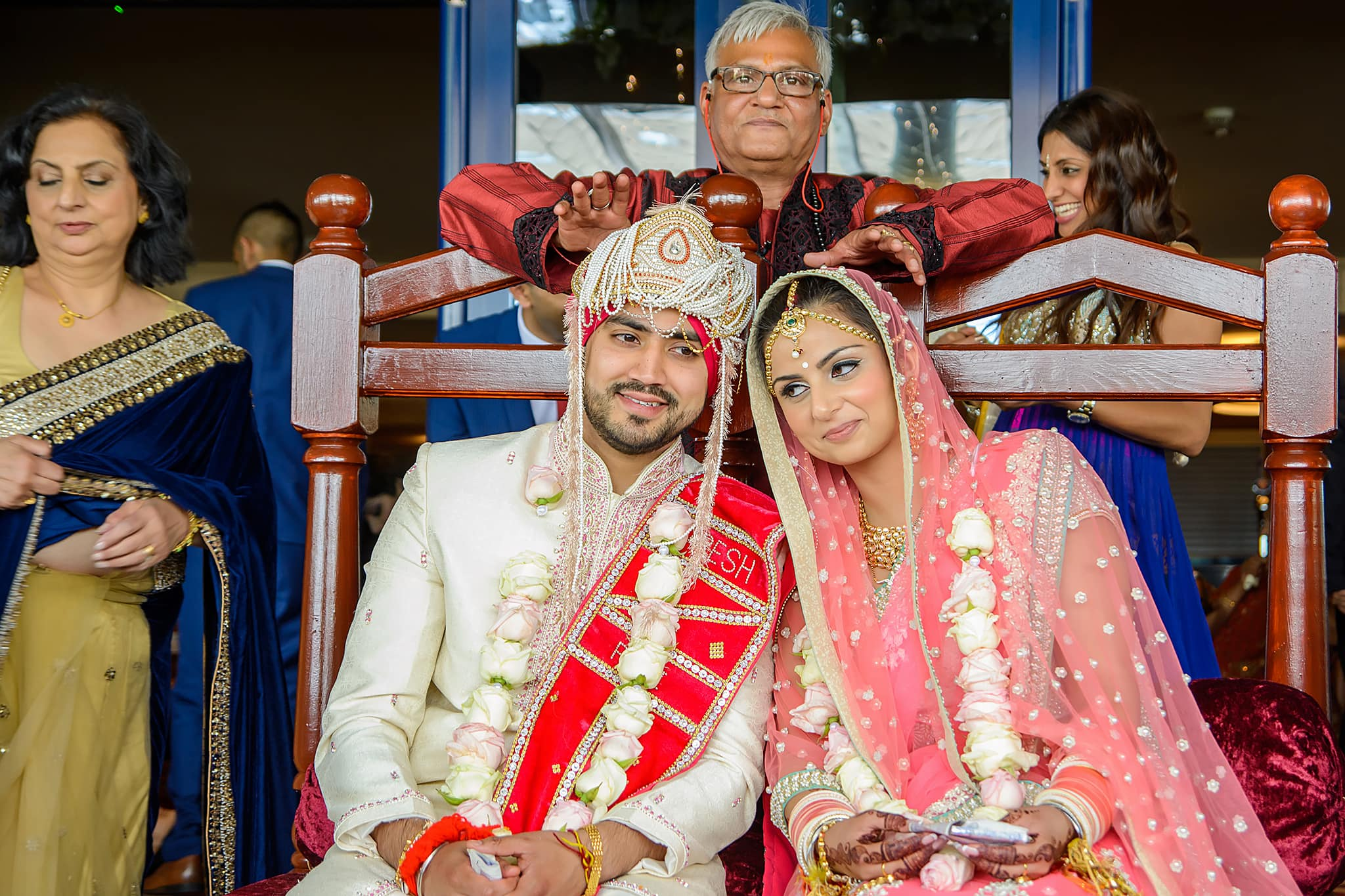 Hindu hertfordshire wedding photographer