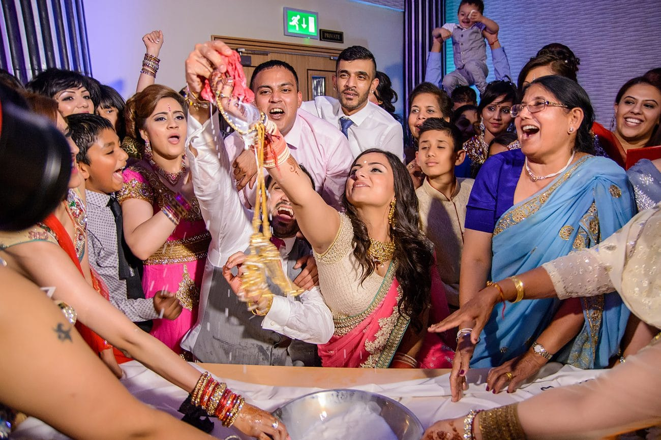 Hindu hertfordshire wedding photography