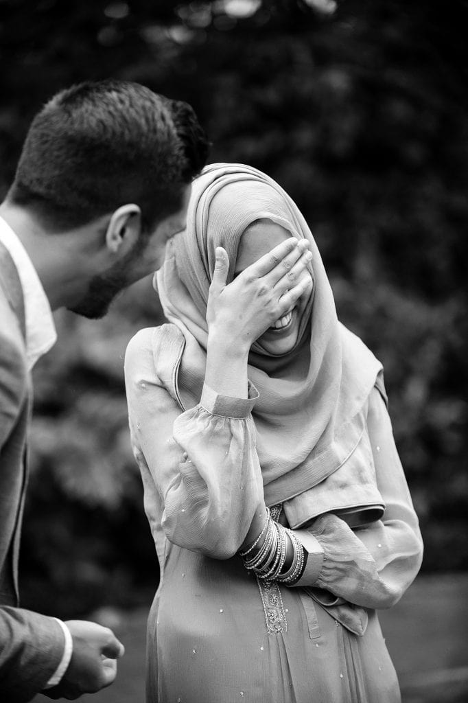 Ilford muslim wedding photographer