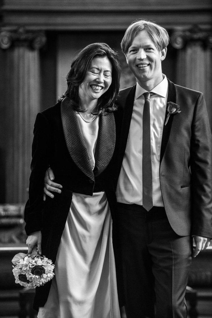 Islington town hall wedding photography