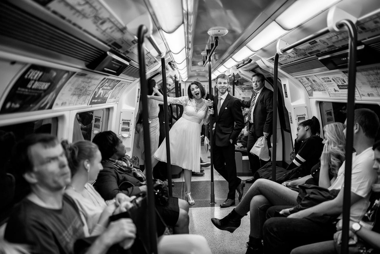 London bridge wedding photography