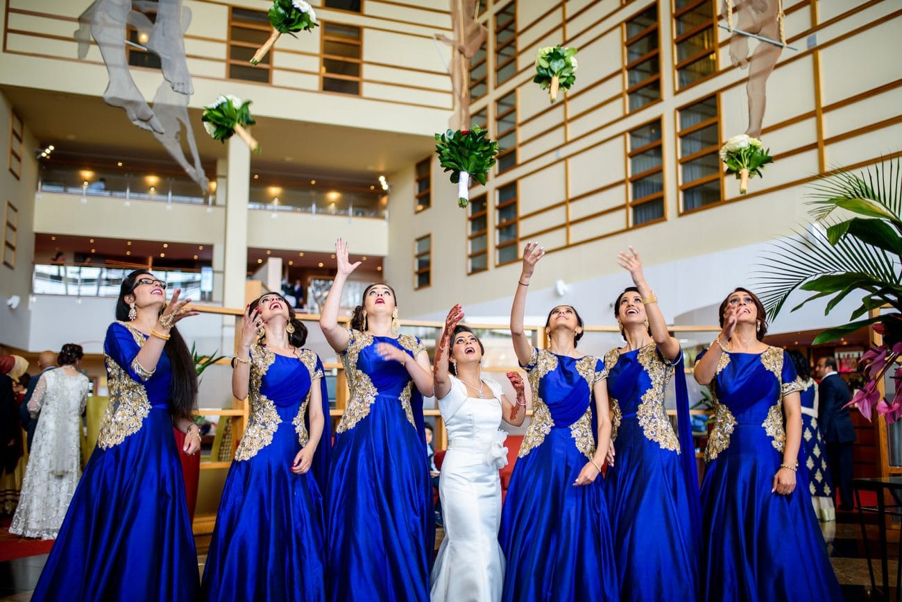 London heathrow marriott hotel wedding photographer