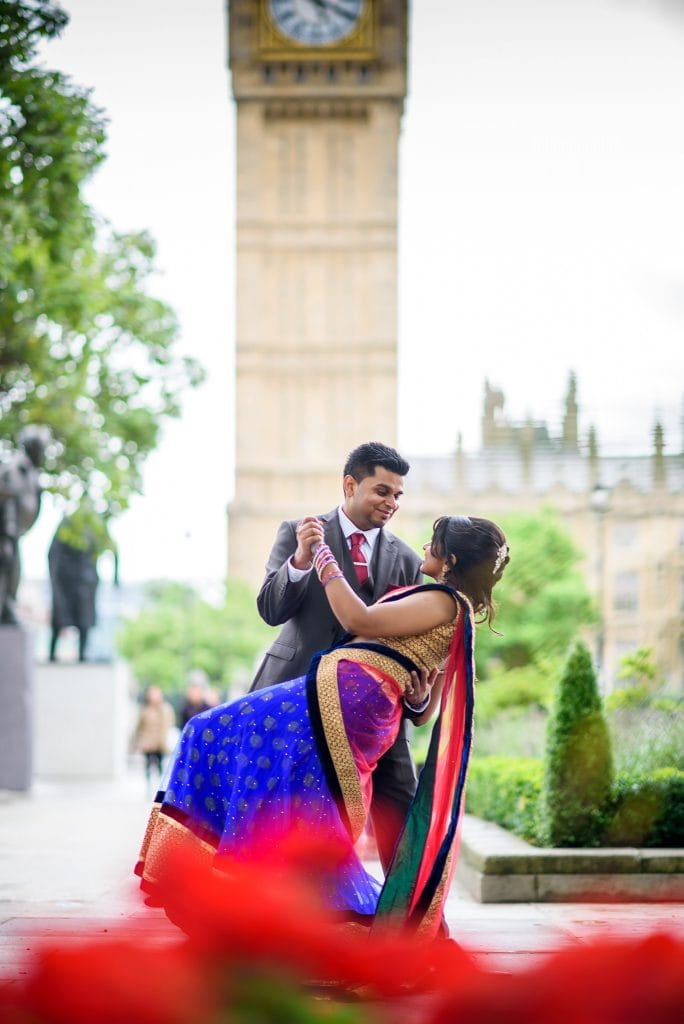 London hindu engagement photographer