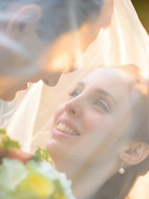 bride groom portraits