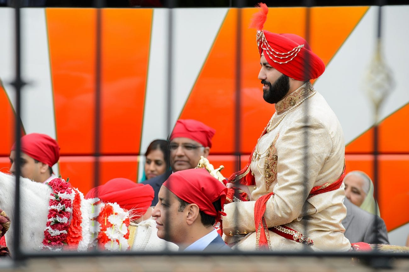 Nanaksar gurdwara wedding photography