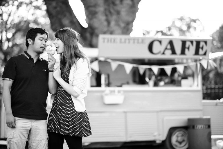 Old royal naval college engagement photography