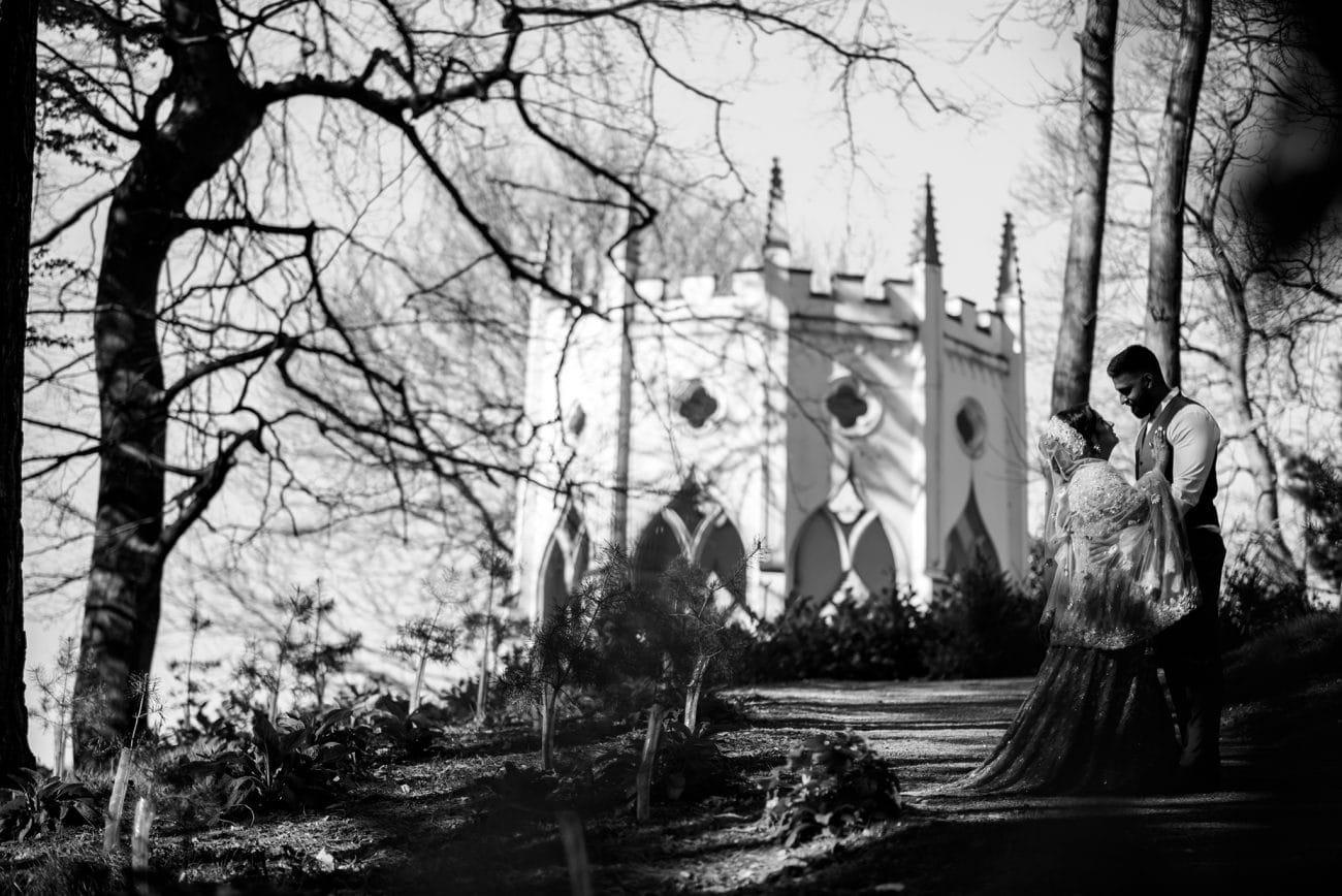 Painshill park wedding photographer