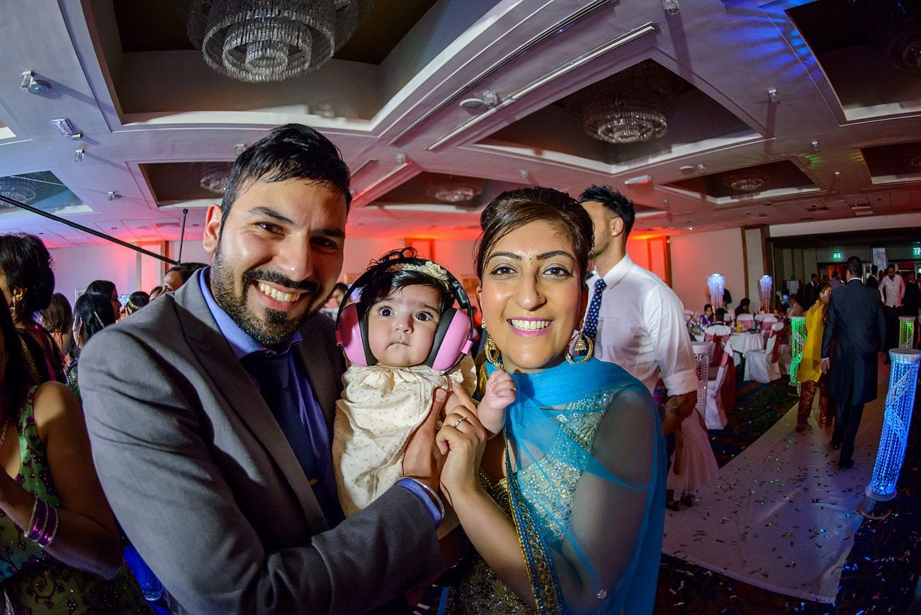 Renaissance heathrow wedding photographer