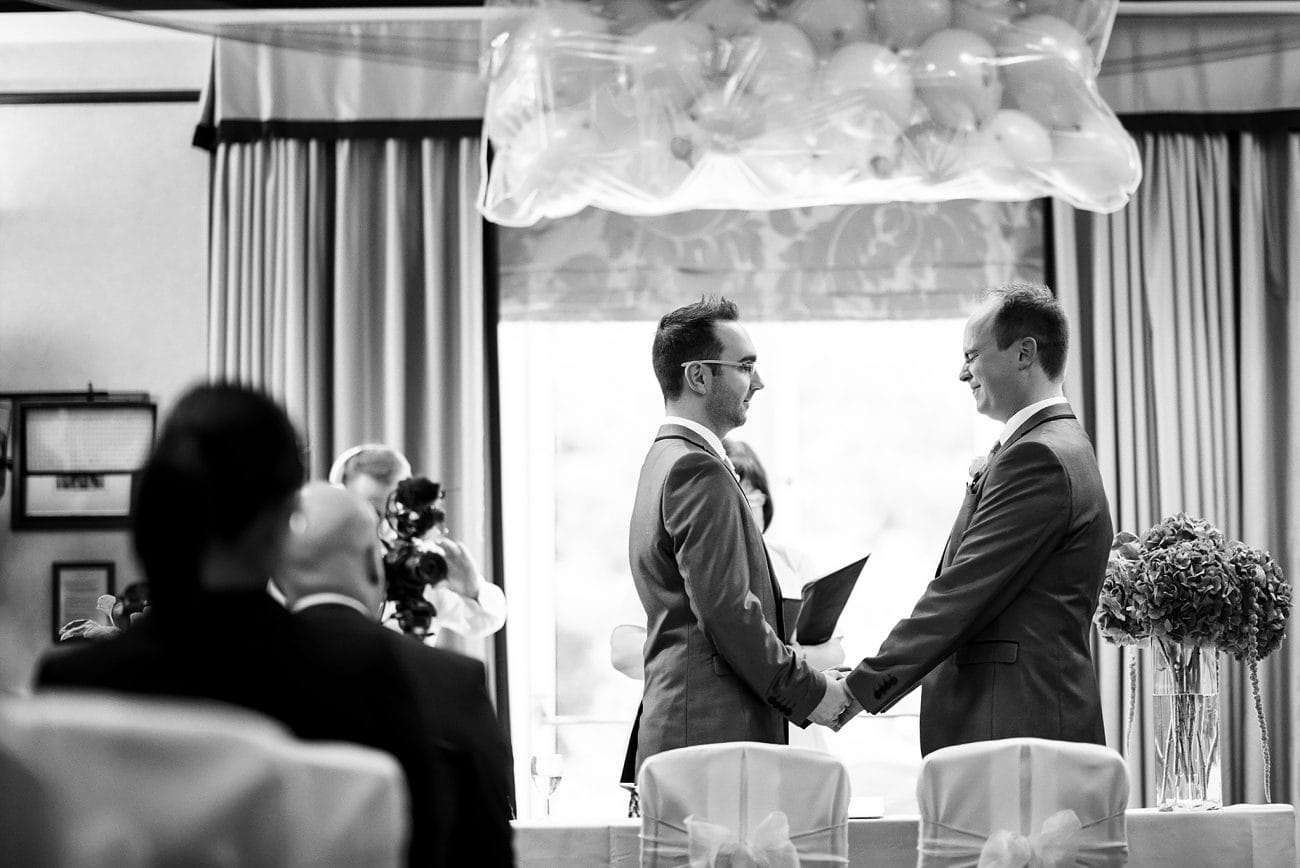 Sopwell house wedding photographer gay marriage