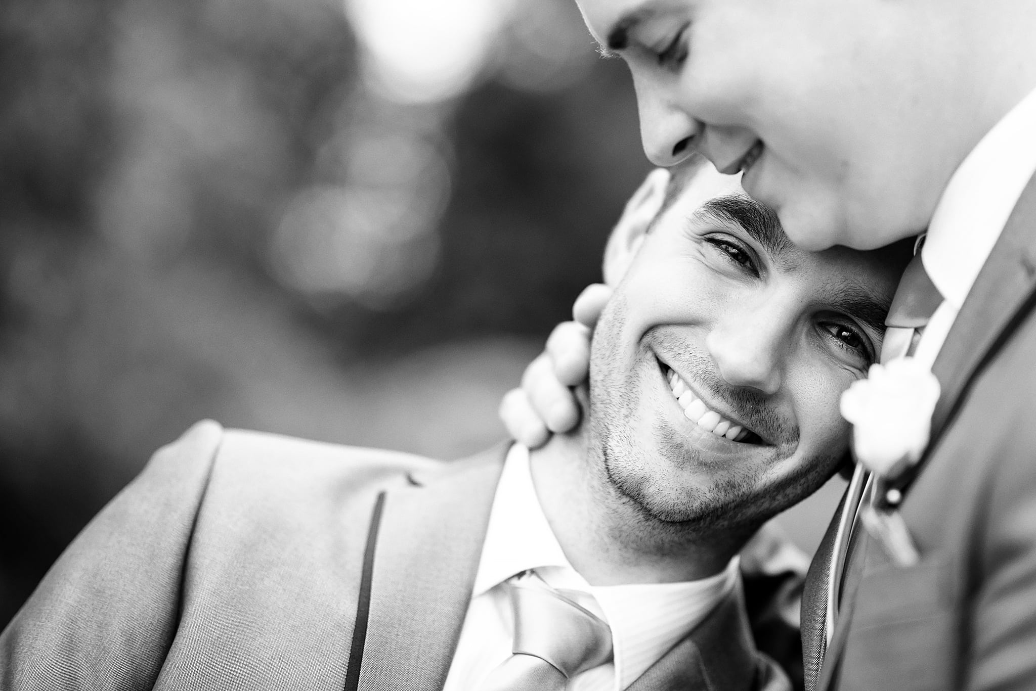 Sopwell house wedding photography gay couple