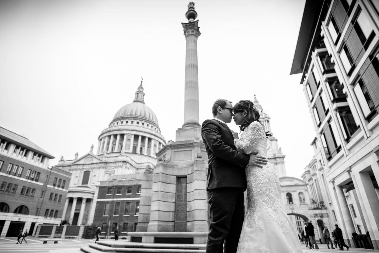 St paul london wedding photographer