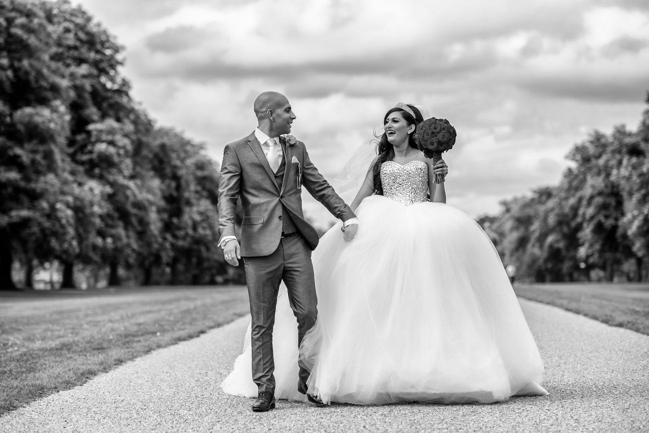 Windsor wedding bride groom portraits