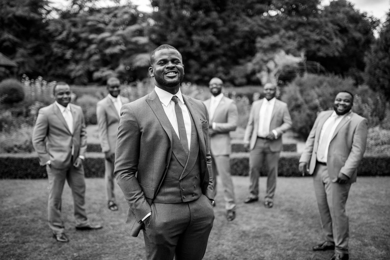 Capel manor gardens wedding photography