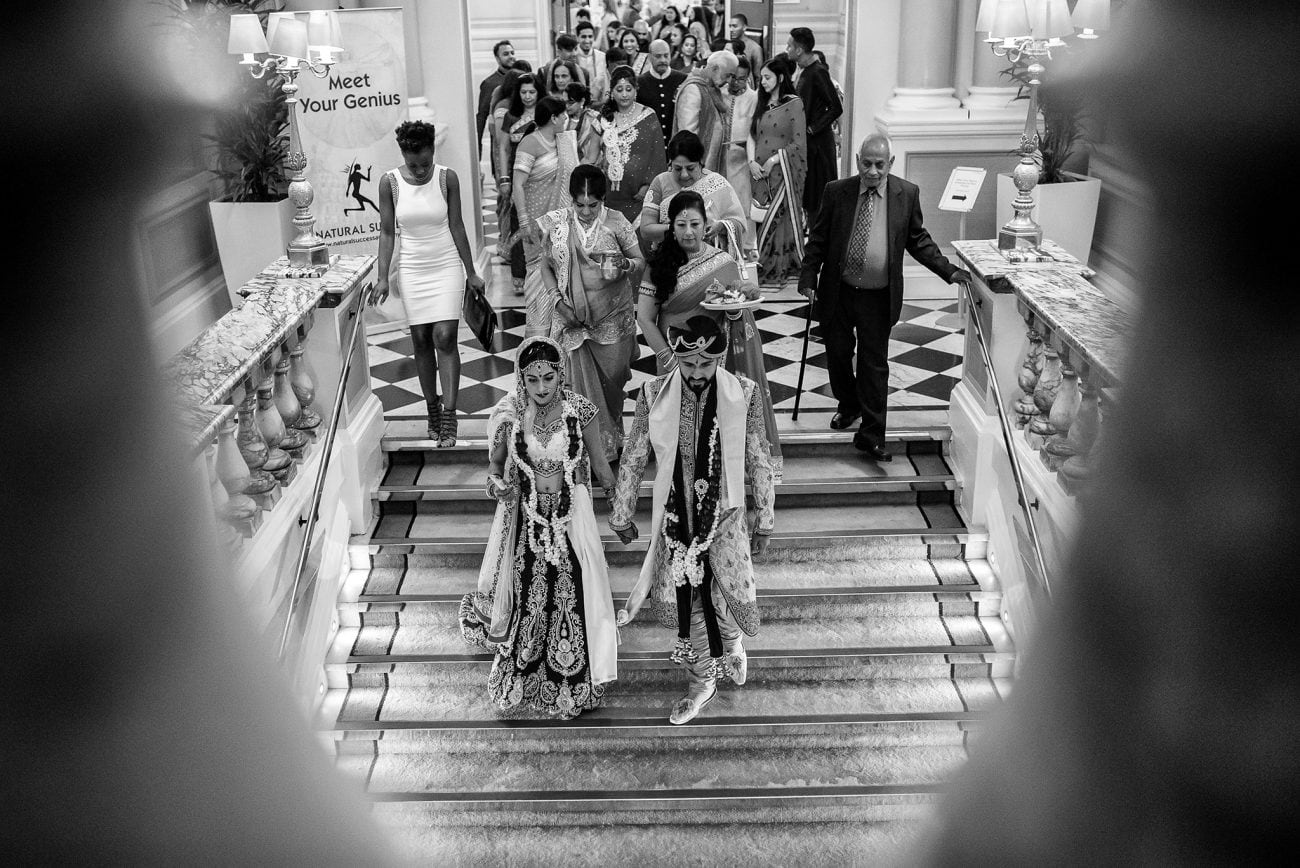 Grand connaught rooms wedding photography