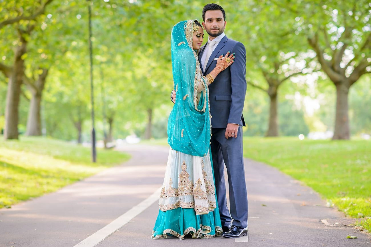 Muslim harrow wedding photography