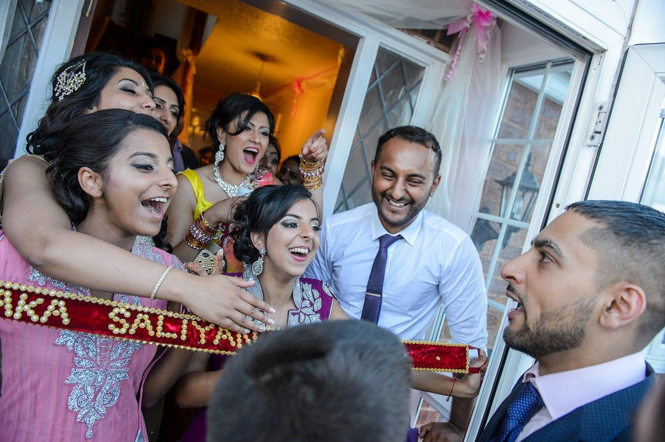 Sikh herfordshire wedding photography