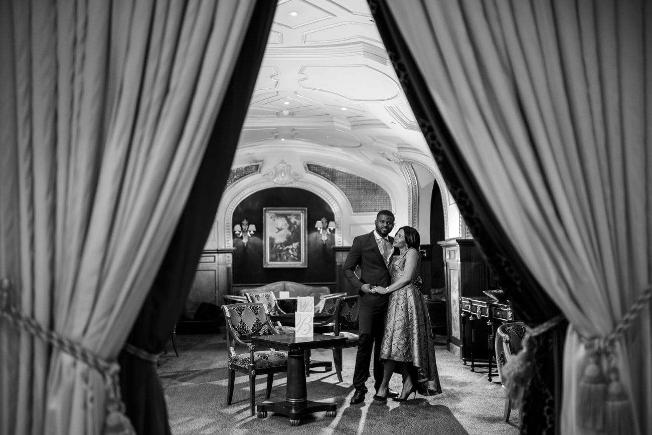 The bentley hotel wedding photographer