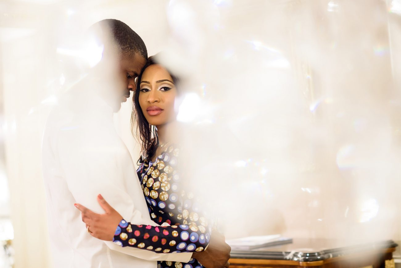 The bentley hotel engagement photo session