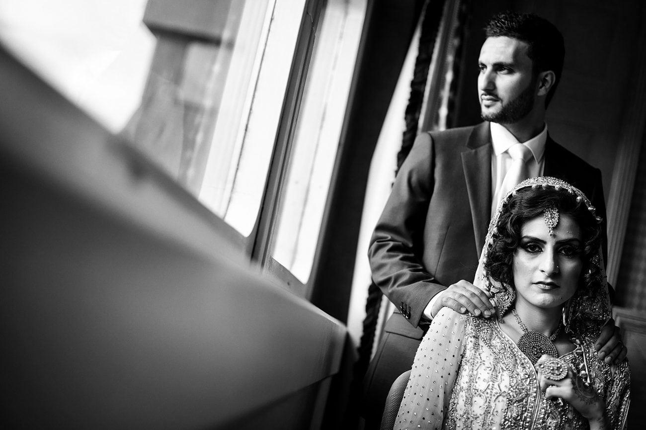 The tower hotel wedding photographer