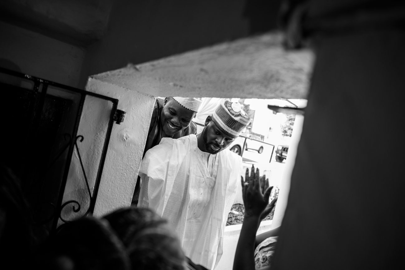 Traditional nigerian wedding photographer