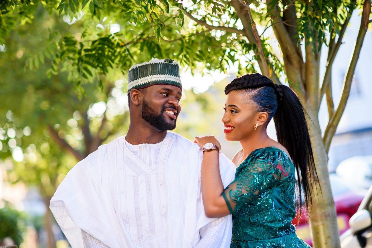 Traditional nigerian wedding photography