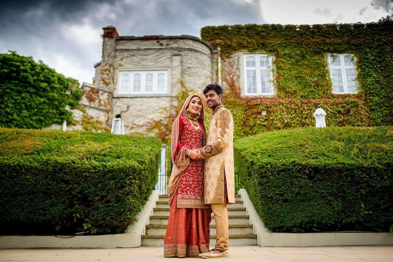 Wentworth golf club wedding photography