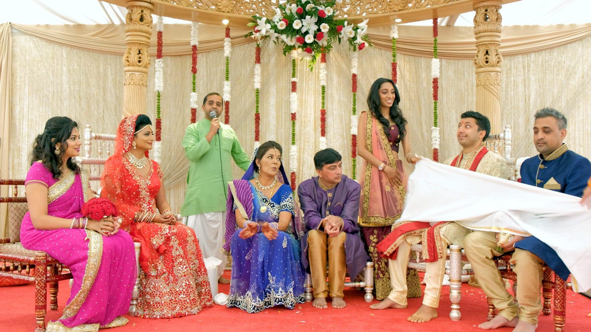 Hindu wedding videography hertfordshire