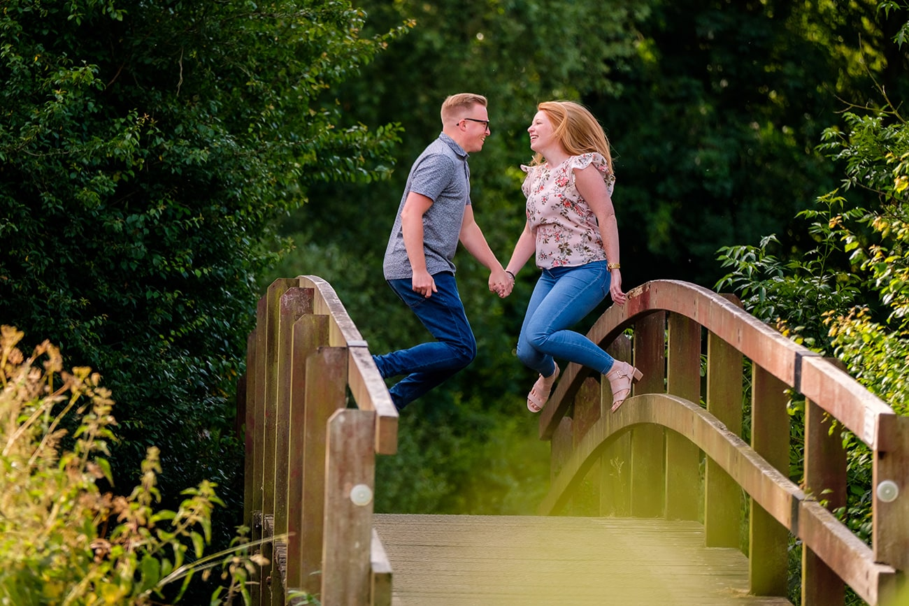 Bedford pre wedding session
