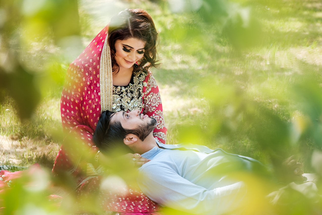 Bedfordshire asian wedding photographer