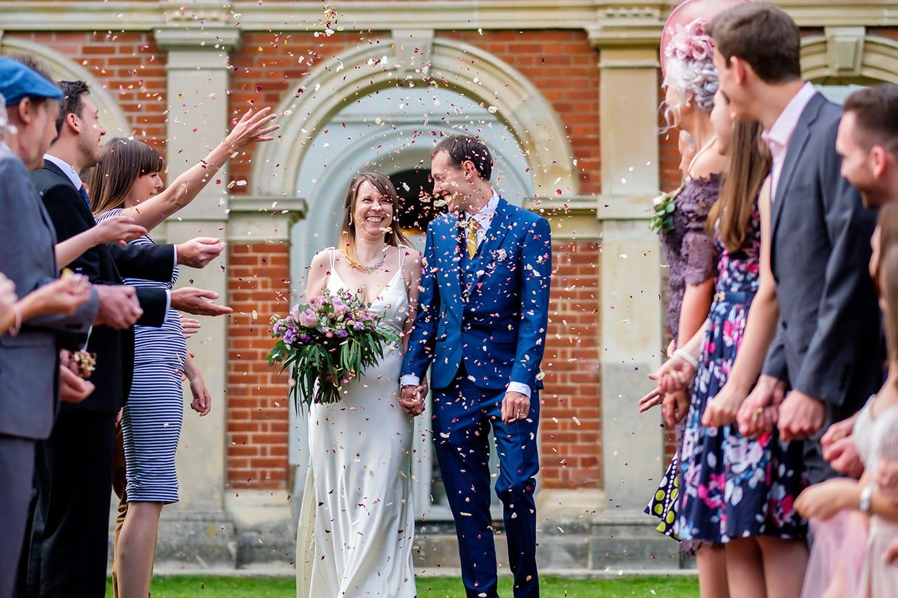 Bromley civic centre wedding photographer