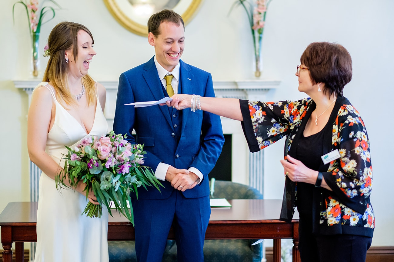 Bromley civic centre wedding photographer