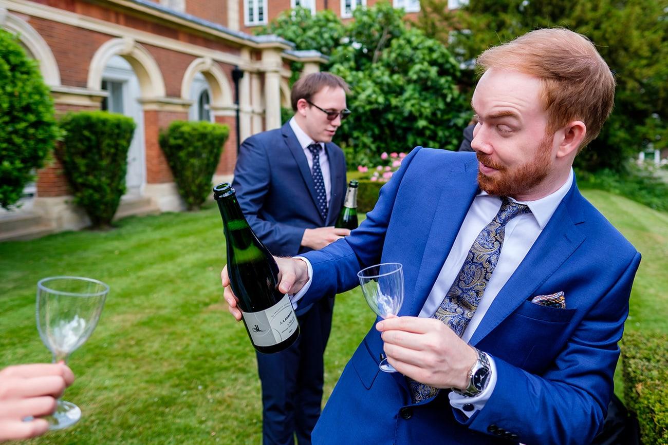 Bromley registry wedding photographer