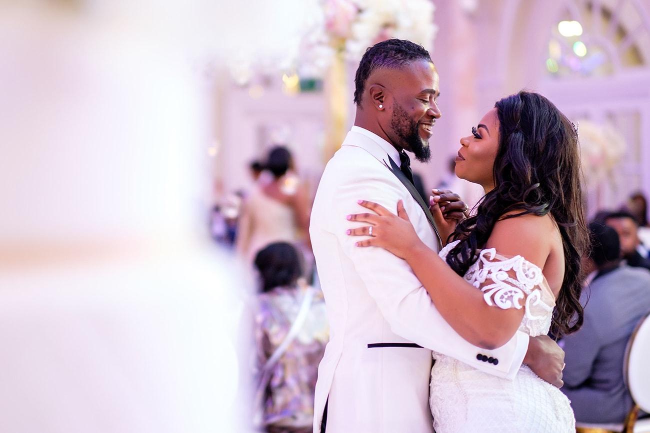 Congolese wedding photographer london