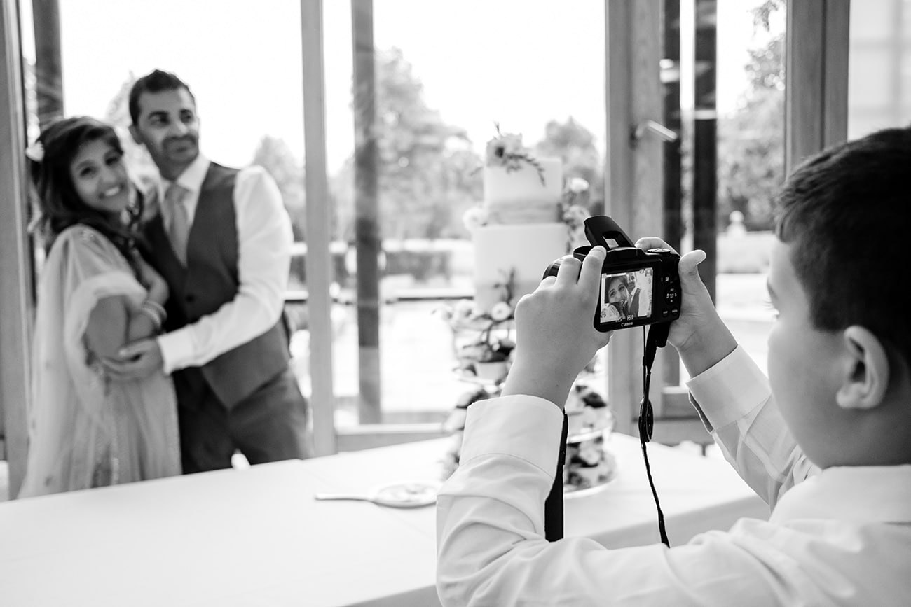 Hertfordshire documentary wedding photography