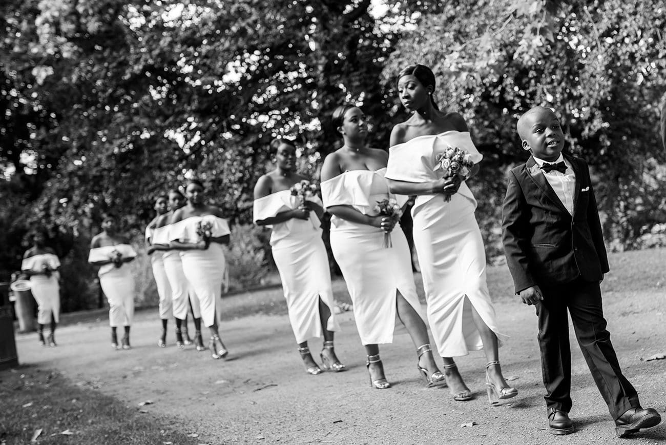 Nigerian wedding photographer