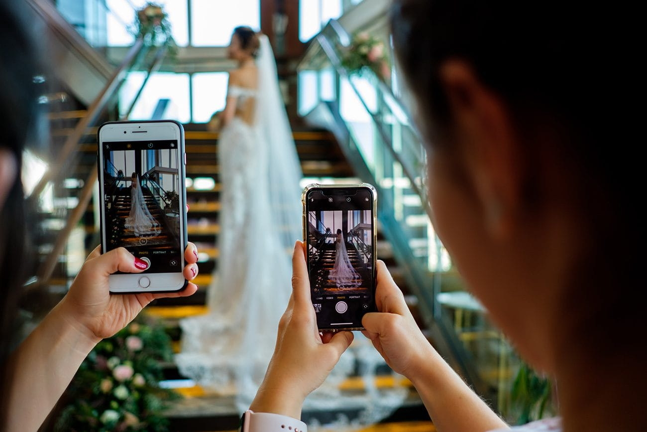 Shard wedding photography