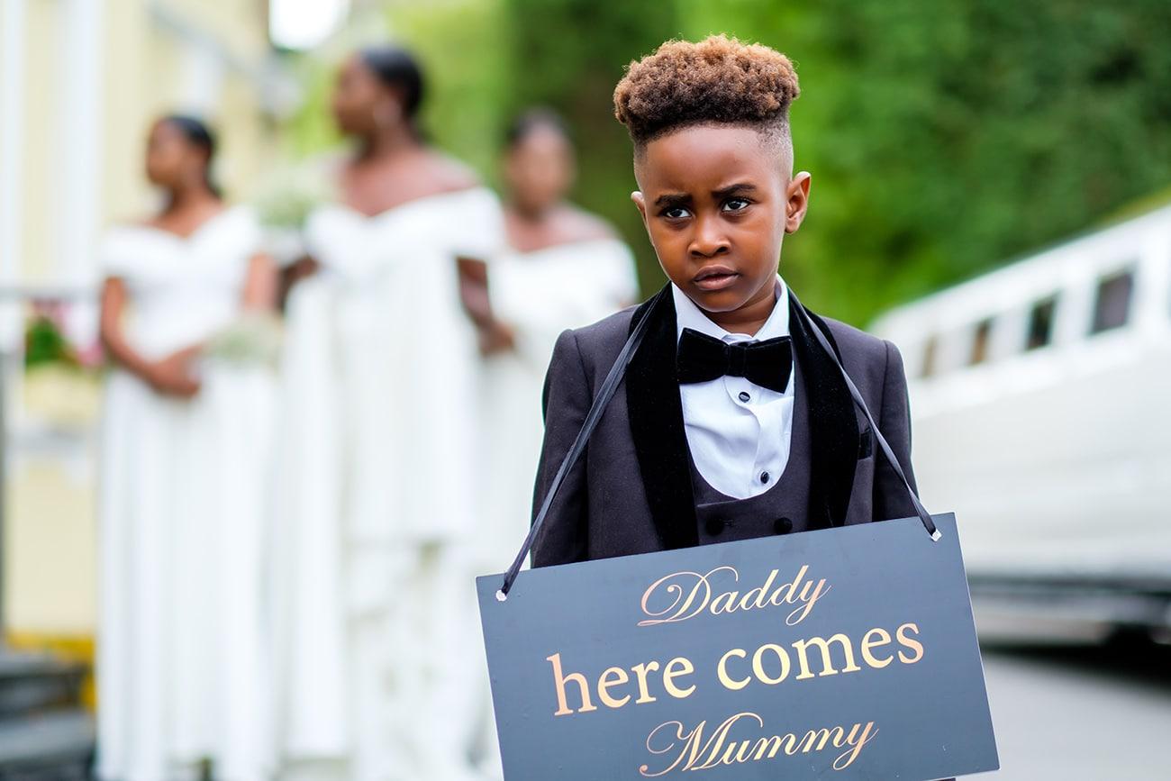 The decorium african wedding photographer